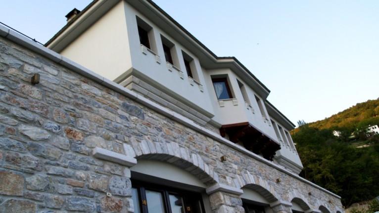 Atropa Travel, Archontiko Karamarlis in Makrinitsa, Pelion