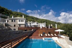 Luxury Resort 12 Months in Tsagarada - Holiday Pelion - Greece - Exterior 11