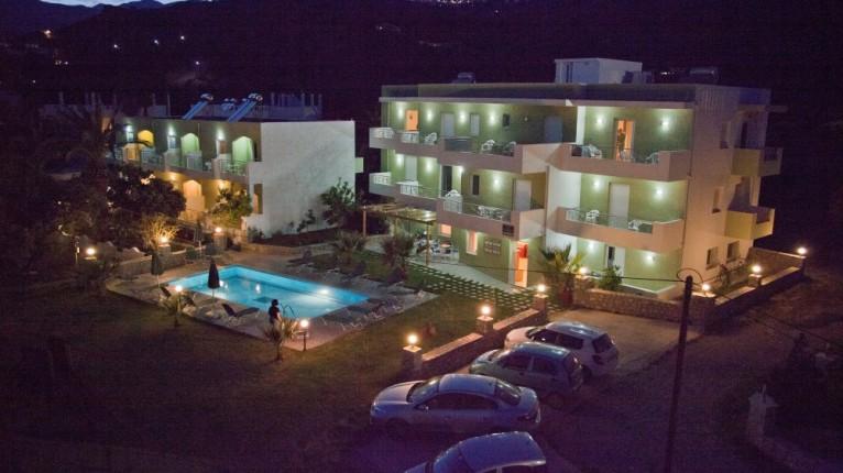 Atropa Travel, Manolis apartments, Plakias, Crete