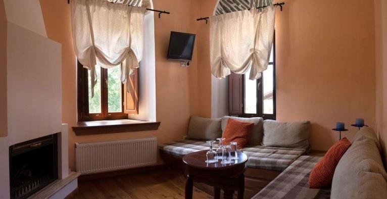 Atropa Travel, Archontiko Argyro, Makrinitsa, Pelion