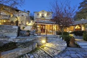 Boutique Hotel  Anovolios in Agios Georgios - Holiday Pelion - Greece - Exterior 12