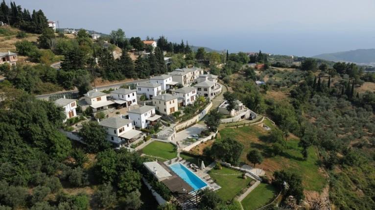 Atropa Travel, Hotel Valenia, Portaria, Pelion