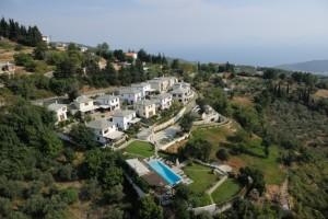 Boutique Hotel Valeni in Portaria - Holiday Pelion - Greece - Exterior 1