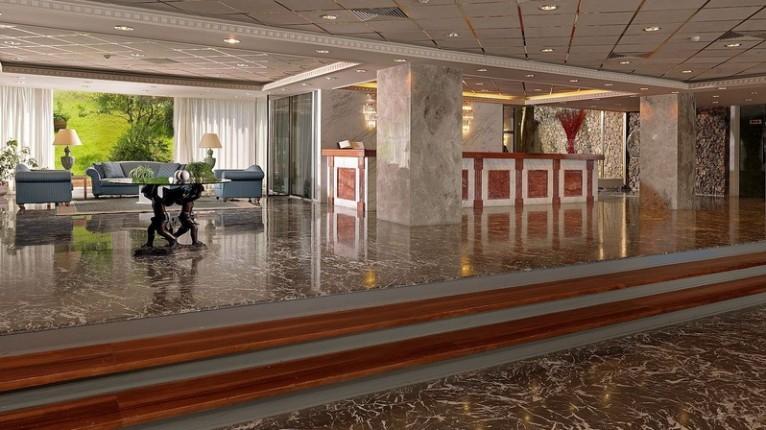 Atropa Travel, Divani Palace Hotel, Kanoni, Corfu