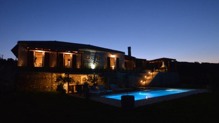 Atropa Travel, Villa Fioretta, Paleokastritssa, Corfu