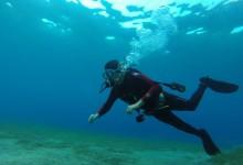 Diving in Pelion