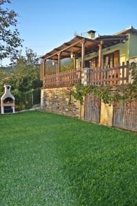Guesthouse Tsagarada House in Tsagarada - Holiday Pelion - Greece - Exterior 3