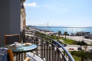 Hotel Aegli in Volos - Holiday Pelion - Greece - View 2