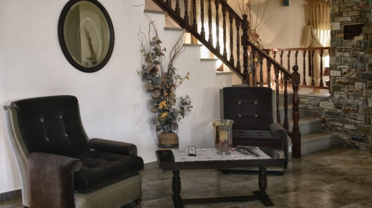 Atropa Travel, Hotel Ainareti, Kala Nera, Pelion