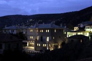 Hotel Belina in Portaria - Holiday Pelion - Greece - Exterior 2