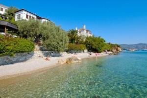Hotel  Diplomats Holidays in Horto - Holiday Pelion - Greece - beach 1