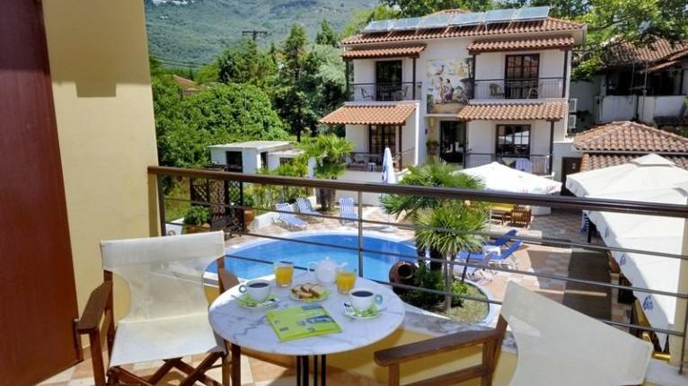 Atropa Travel, Hotel Enalion, Kala Nera, Pelion