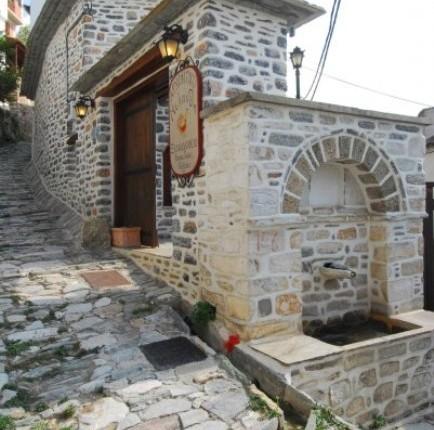 Atropa Travel, Archontiko Melanthi in Makrinitsa, Pelion