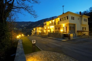 Hotel Pilion Terra in Portaria - Holiday Pelion - Greece - Exterior 2