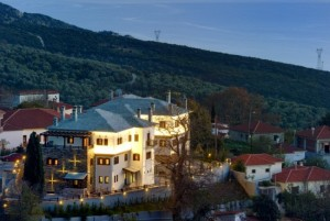 Hotel Spa Stevalia in Portaria - Holiday Pelion - Greece - Exterior 16