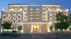 Hotel Volos Palace in Volos - Holiday Pelion - Greece - Exterior 3