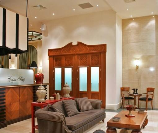 Atropa Travel, Hotel Volos Palace, Volos, Pelion