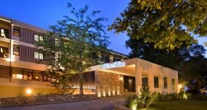 Hotel Xenia in Portaria - Holiday Pelion - Greece - Xenia Entrance