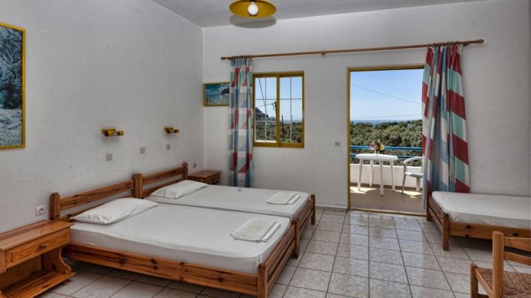 Atropa Travel, Studios Apartments Bungalows Ikaros, Plakias, Crete