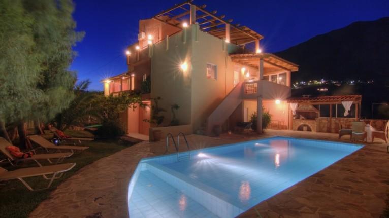 Atropa Travel, Villa Despina, Asomatos, Rethymno, Crete