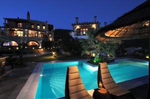Iakovakis Suites & Spa in Koropi - Holiday Pelion - Greece - Pool