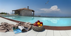 Lux Inn Karavia  in Afissos - Holiday Pelion - Greece - Exterior 2