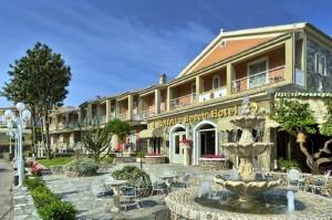 Atropa Travel, Molfetta Beach Hotel, Gouvia, Corfu