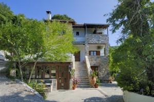 Villas Nikolaou 2 in Tsagarada - Holiday Pelion - Greece - Exterior 2