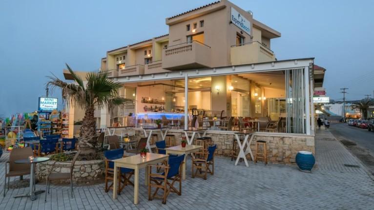 Atropa Travel, Esperia Beach Hotel, Rethymno, Crete