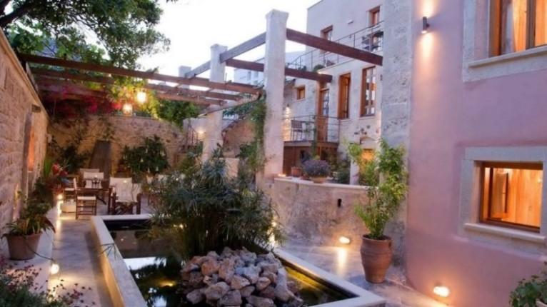 Atropa Travel, Casa Vitae, Rethymnon, Crete