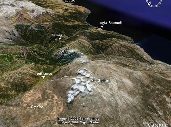 Atropa Travel, Samaria gorge, Crete