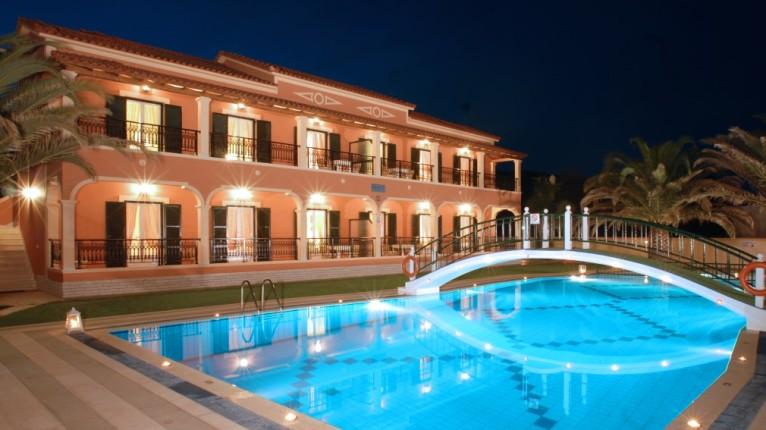 Atropa Travel, Dimitris Apartments, Corfu