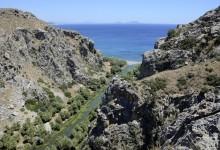 Πεζοπορία στην Κρήτη