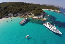 Mini Cruise to Paxos, Antipaxos and Blue Caves