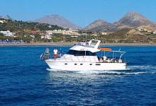 Boat trips in Plakias