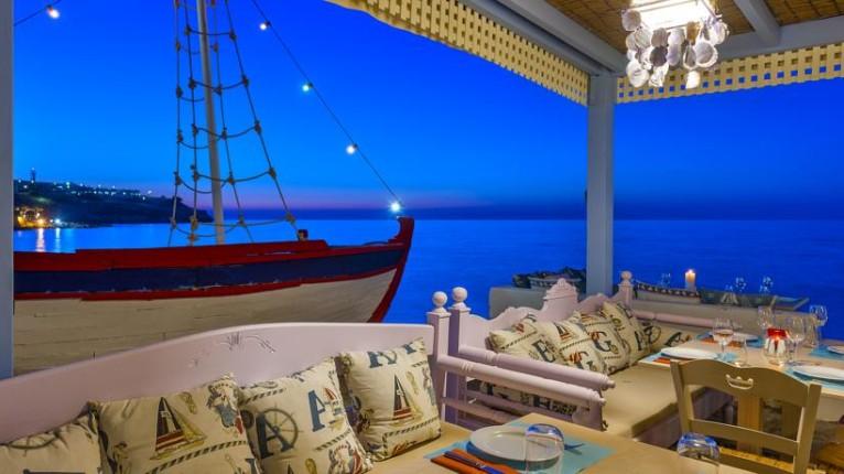 Atropa Travel, Delfini Beach, Rethymno, Crete