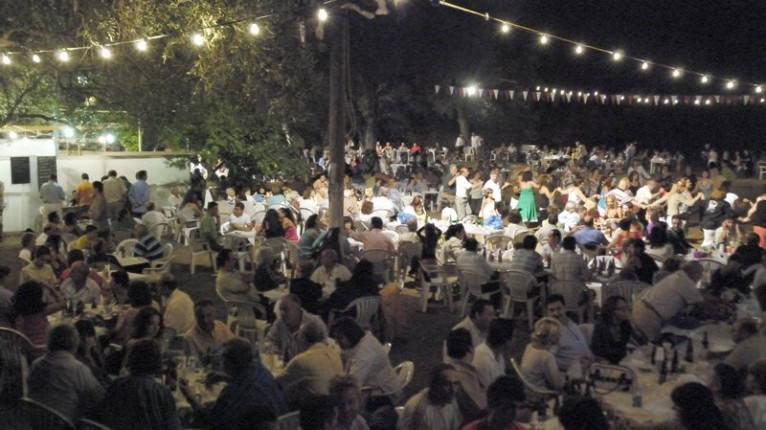 Panigiria (Celebration Days) in Corfu