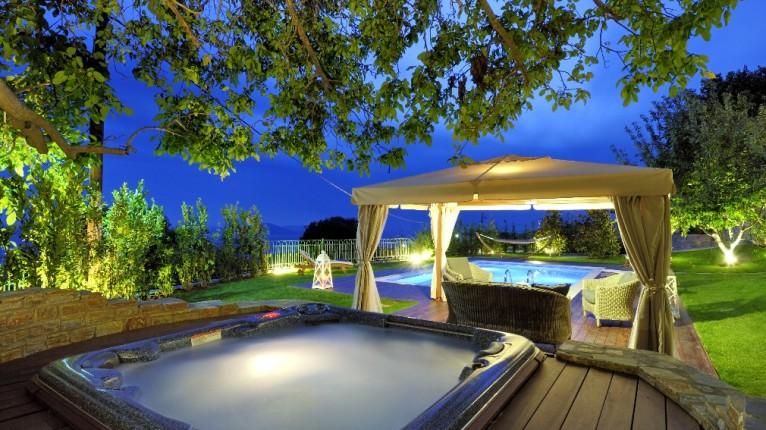 Atropa Travel, Villa Kerasia in Milies, Pelion