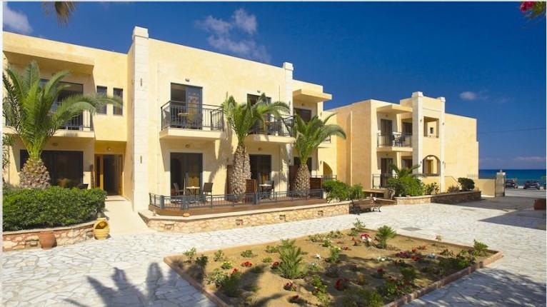 Atropa Travel, Hotel Atlantis Beach, Rethymno, Crete