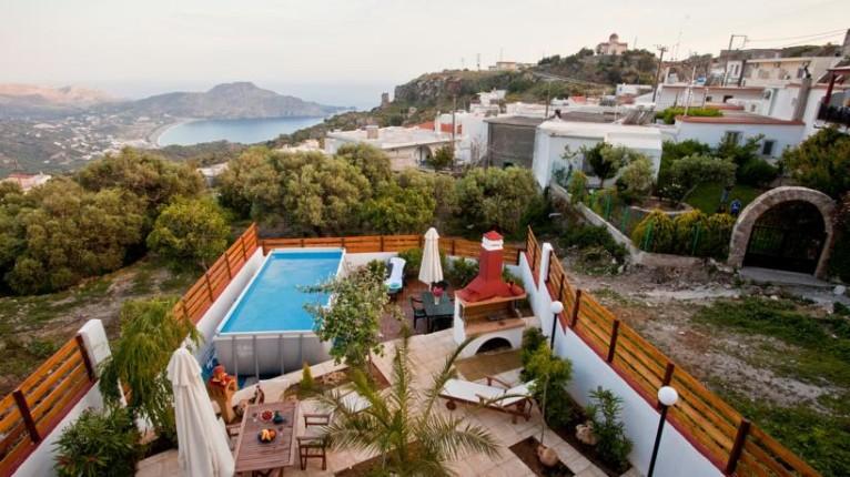 Atropa Travel, Villa Ariadni, Sellia, Crete
