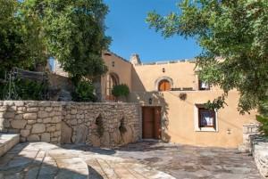 Atropa Travel, Βίλα Αγνή, Καστρί, Κρήτη