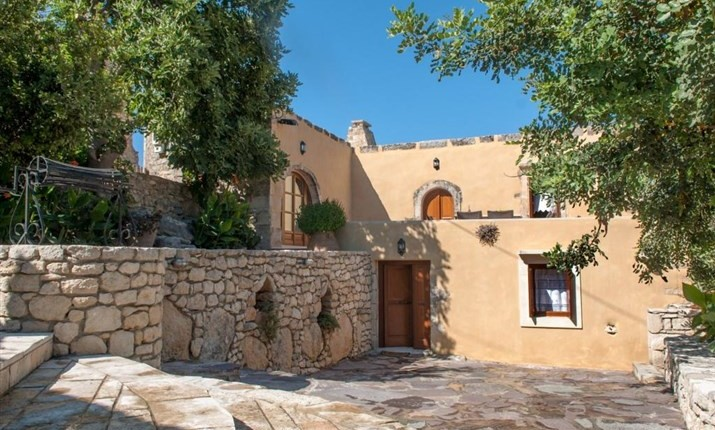 Atropa Travel, Villa Agni, Kastri, Crete