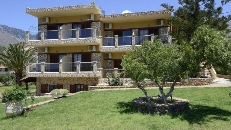 Atropa Travel, Albatros Appartments and Studios, Plakias, Crete