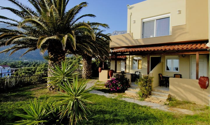 Atropa Travel, Apartments and studios Elli, Plakias, Crete