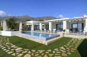 Atropa Travel, Βίλα Λεβάντα, Λευκόγεια, Κρήτη