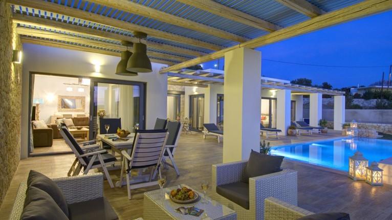 Atropa Travel, Villa Levanda, Crete