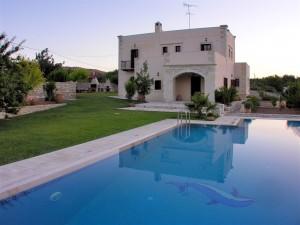 Atropa Travel, Βίλα Μελίτα, Μελιδόνη, Κρήτη
