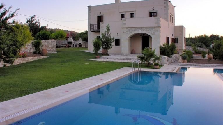 Atropa Travel, Villa Melitta, Melidoni, Crete