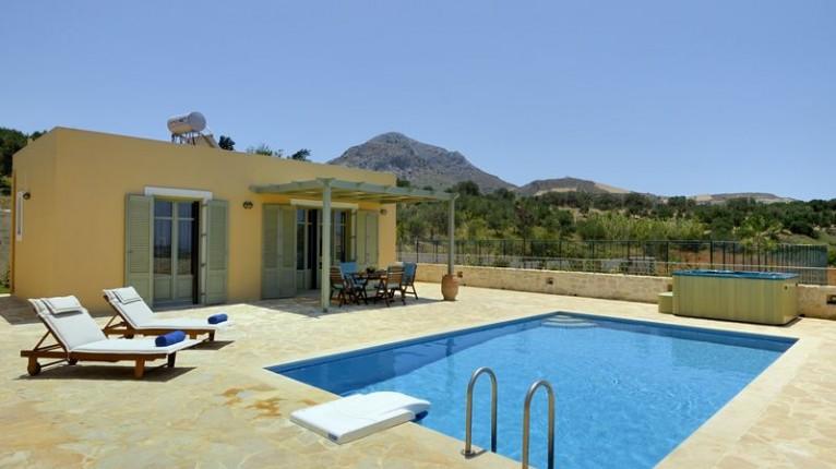 Atropa Travel, Villa Lemonia, Crete